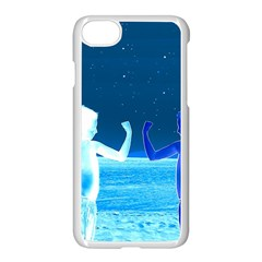 Space Boys  Apple Iphone 7 Seamless Case (white) by Valentinaart