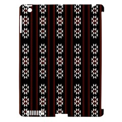 Folklore Pattern Apple Ipad 3/4 Hardshell Case (compatible With Smart Cover) by Valentinaart