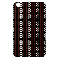 Folklore Pattern Samsung Galaxy Tab 3 (8 ) T3100 Hardshell Case  by Valentinaart