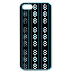 Folklore Pattern Apple Seamless Iphone 5 Case (color) by Valentinaart