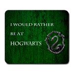 Slytherin mousepad - Large Mousepad