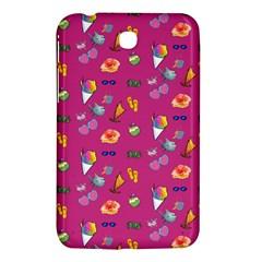 Aloha   Summer Fun 1b Samsung Galaxy Tab 3 (7 ) P3200 Hardshell Case  by MoreColorsinLife