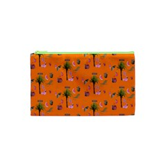 Aloha   Summer Fun 2c Cosmetic Bag (xs) by MoreColorsinLife