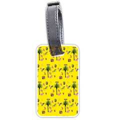 Aloha   Summer Fun 2b Luggage Tags (one Side)  by MoreColorsinLife