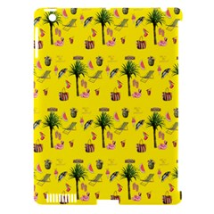 Aloha   Summer Fun 2b Apple Ipad 3/4 Hardshell Case (compatible With Smart Cover) by MoreColorsinLife