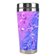 The Luxol Fast Blue Myelin Stain Stainless Steel Travel Tumblers by Mariart