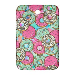 Donuts Pattern Samsung Galaxy Note 8 0 N5100 Hardshell Case  by ValentinaDesign