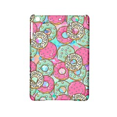 Donuts Pattern Ipad Mini 2 Hardshell Cases by ValentinaDesign