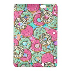 Donuts Pattern Kindle Fire Hdx 8 9  Hardshell Case by ValentinaDesign
