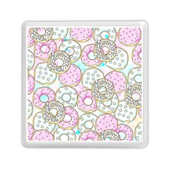 Donuts Pattern Memory Card Reader (square)  by ValentinaDesign