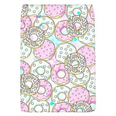 Donuts Pattern Flap Covers (l)  by ValentinaDesign