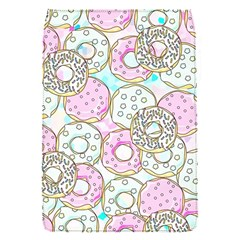 Donuts Pattern Flap Covers (s)  by ValentinaDesign
