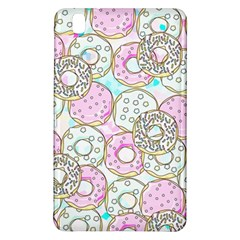 Donuts Pattern Samsung Galaxy Tab Pro 8 4 Hardshell Case by ValentinaDesign