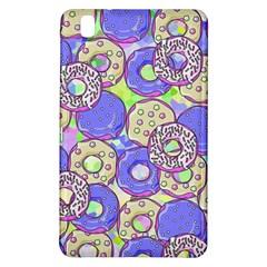 Donuts Pattern Samsung Galaxy Tab Pro 8 4 Hardshell Case by ValentinaDesign