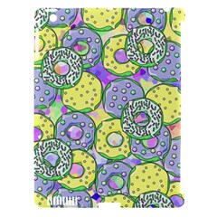 Donuts Pattern Apple Ipad 3/4 Hardshell Case (compatible With Smart Cover) by ValentinaDesign