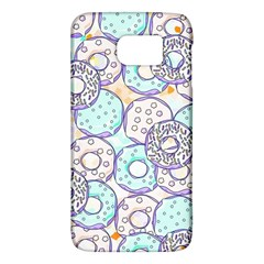 Donuts Pattern Galaxy S6 by ValentinaDesign