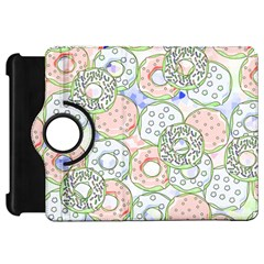 Donuts Pattern Kindle Fire Hd 7  by ValentinaDesign