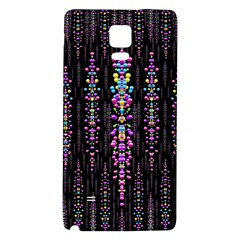 Rainbow Asteroid Pearls In The Wonderful Atmosphere Galaxy Note 4 Back Case by pepitasart