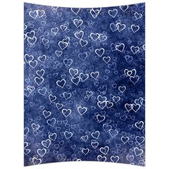 Heart Pattern Back Support Cushion