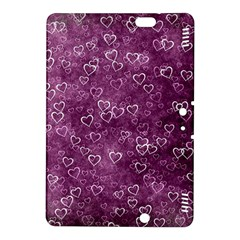 Heart Pattern Kindle Fire Hdx 8 9  Hardshell Case by ValentinaDesign