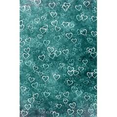 Heart Pattern 5 5  X 8 5  Notebooks by ValentinaDesign