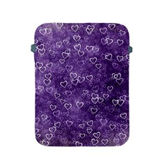 Heart Pattern Apple Ipad 2/3/4 Protective Soft Cases by ValentinaDesign