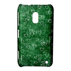 Heart Pattern Nokia Lumia 620 by ValentinaDesign