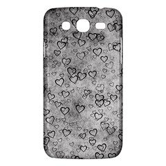 Heart Pattern Samsung Galaxy Mega 5 8 I9152 Hardshell Case  by ValentinaDesign