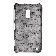Heart Pattern Nokia Lumia 620 by ValentinaDesign