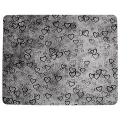 Heart Pattern Jigsaw Puzzle Photo Stand (rectangular)