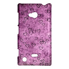 Heart Pattern Nokia Lumia 720 by ValentinaDesign