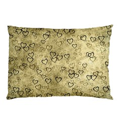 Heart Pattern Pillow Case (two Sides) by ValentinaDesign