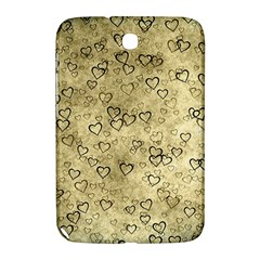 Heart Pattern Samsung Galaxy Note 8 0 N5100 Hardshell Case  by ValentinaDesign