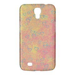 Heart Pattern Samsung Galaxy Mega 6 3  I9200 Hardshell Case by ValentinaDesign