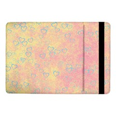 Heart Pattern Samsung Galaxy Tab Pro 10 1  Flip Case by ValentinaDesign