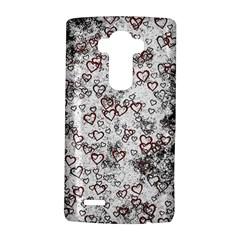 Heart Pattern Lg G4 Hardshell Case by ValentinaDesign