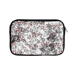 Heart Pattern Apple Macbook Pro 13  Zipper Case by ValentinaDesign