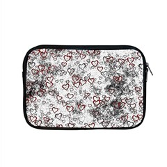 Heart Pattern Apple Macbook Pro 15  Zipper Case by ValentinaDesign