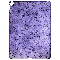 Heart Pattern Apple Ipad Pro 12 9   Hardshell Case by ValentinaDesign