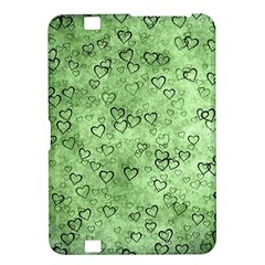 Heart Pattern Kindle Fire Hd 8 9  by ValentinaDesign