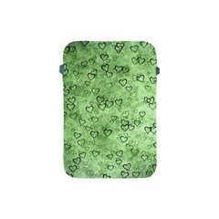 Heart Pattern Apple Ipad Mini Protective Soft Cases by ValentinaDesign