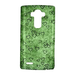 Heart Pattern Lg G4 Hardshell Case by ValentinaDesign
