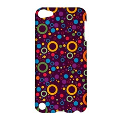 70s Pattern Apple Ipod Touch 5 Hardshell Case by ValentinaDesign
