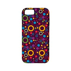 70s Pattern Apple Iphone 5 Classic Hardshell Case (pc+silicone) by ValentinaDesign
