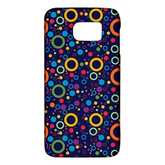 70s Pattern Galaxy S6 by ValentinaDesign