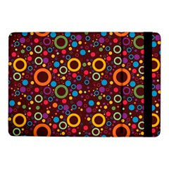 70s Pattern Samsung Galaxy Tab Pro 10 1  Flip Case by ValentinaDesign