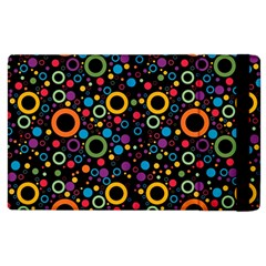 70s Pattern Apple Ipad 2 Flip Case by ValentinaDesign