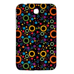 70s Pattern Samsung Galaxy Tab 3 (7 ) P3200 Hardshell Case  by ValentinaDesign
