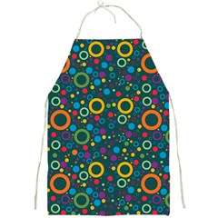 70s Pattern Full Print Aprons by ValentinaDesign