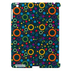 70s Pattern Apple Ipad 3/4 Hardshell Case (compatible With Smart Cover) by ValentinaDesign